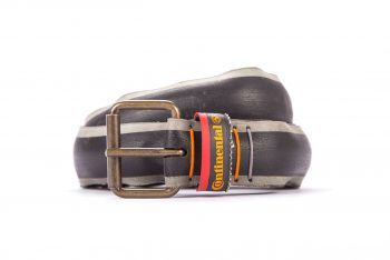 #2289 Coloured belt from a spare race bicycle tyre