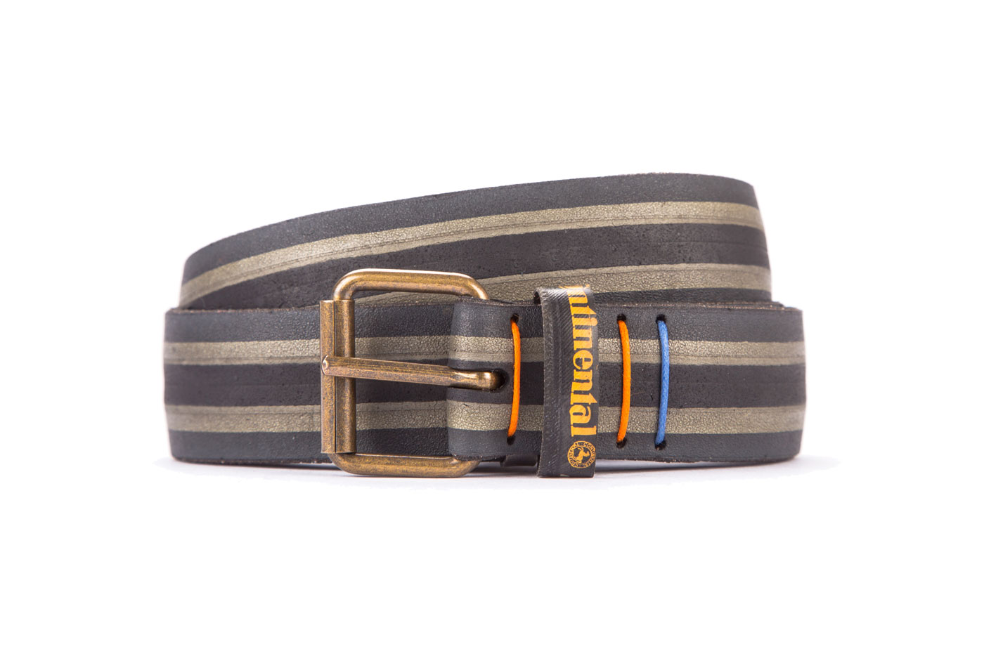 #2793 Coloured belt from a spare race bicycle tyre