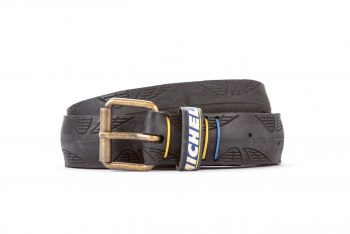 #2831 Black belt from a spare race bicycle tyre